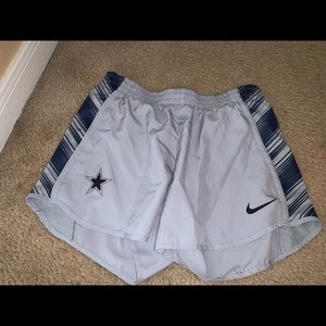 Dallas Cowboys jogging shorts
